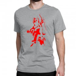 Custom Red Max Payne All Over Men S T Shirt By Specstore Artistshot