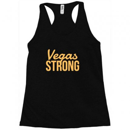 Las Vegas Strong Community Prayers Pray For Shooting Victims Racerback Tank Designed By Tee Shop