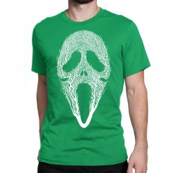 The Scream Tree Classic T-shirt | Artistshot