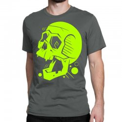 Toxic Scream Classic T-shirt | Artistshot