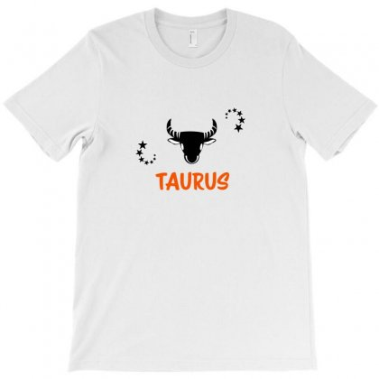 Funny Taurus T-shirt Designed By Emardesign