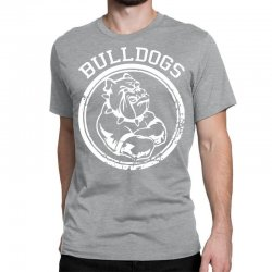 Bulldog Sports Team Classic T-shirt | Artistshot
