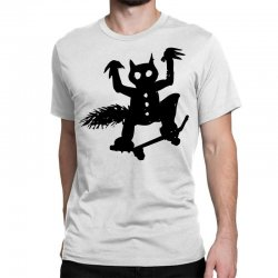 wild thing on a skateboard Classic T-shirt | Artistshot