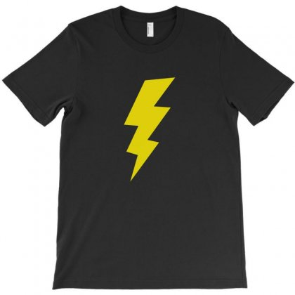 Lightening Bolt T Shirt Geek T Shirts Vintage T Shirts Funny T-shirt Designed By Tee Shop