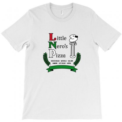 Little Nero's Pizza T-shirt Designed By Tee Shop