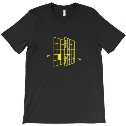 Millennium Falcon Targeting Computer T-shirt Designed By Tee Shop