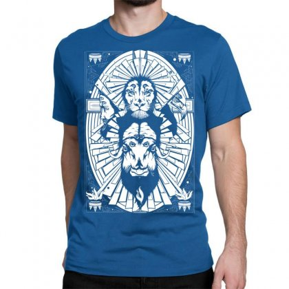 Eye Of The King Classic T-shirt Designed By Specstore