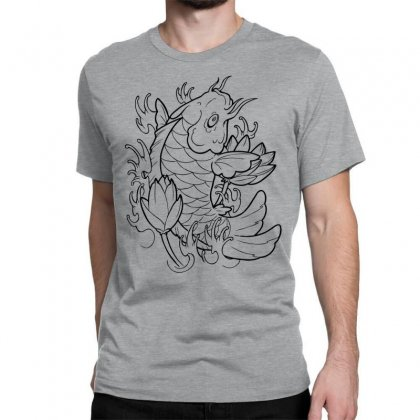 Goldfish Of Heaven Classic T-shirt Designed By Specstore