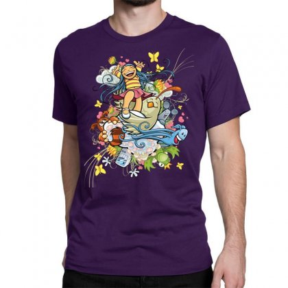 Happy Day Adventure Classic T-shirt Designed By Specstore