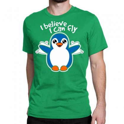 I Believe I Can Fly Classic T-shirt Designed By Specstore