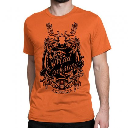 Mad Rockstar Myth Classic T-shirt Designed By Specstore