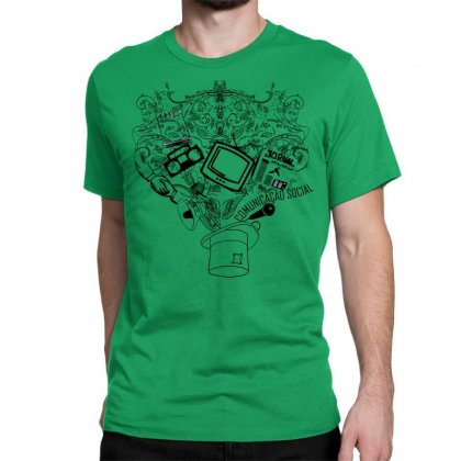 Magic Hat Of Social Classic T-shirt Designed By Specstore