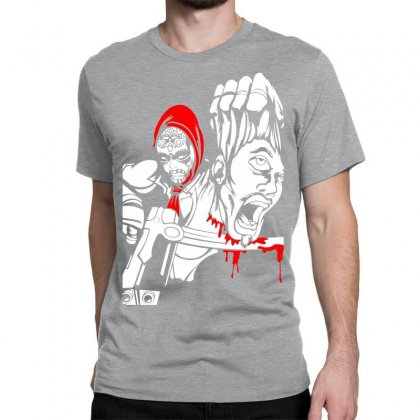 Red Murder Classic T-shirt Designed By Specstore