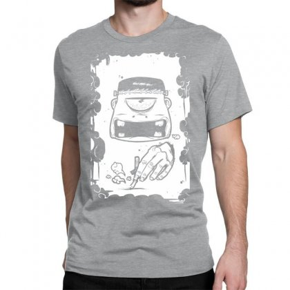 Stop Smoking Classic T-shirt Designed By Specstore
