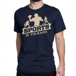 sports and teams Classic T-shirt | Artistshot
