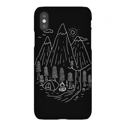Home Sweet Home (for Dark) Iphonex Case Designed By Quilimo