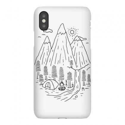 Home Sweet Home (for Light) Iphonex Case Designed By Quilimo