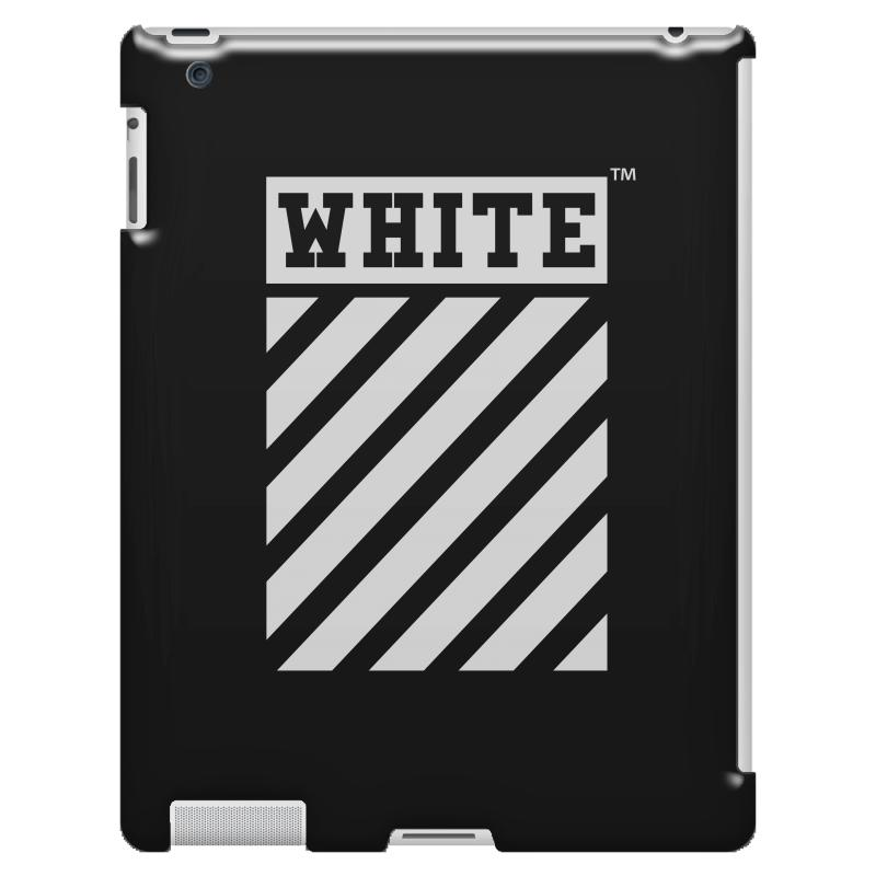 official photos fc47f 5c974 Off White Ipad 3 And 4 Case. By Artistshot