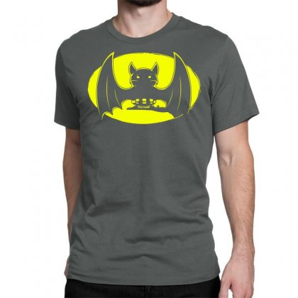 Bat Moon Classic T-shirt Designed By Specstore