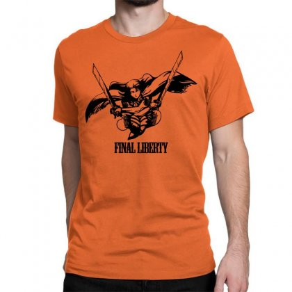 Final Liberty Classic T-shirt Designed By Specstore