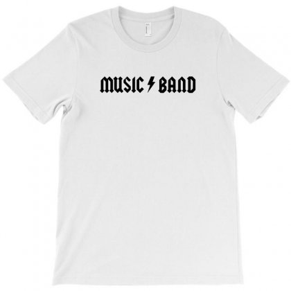 Music Band T-shirt Designed By Tee Shop