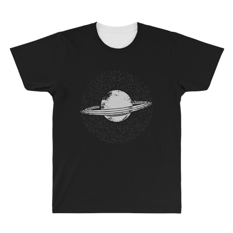 8dea5b822 planet saturn t shirt solar system shirt geek t shirts science fiction All  Over Men's T-shirt