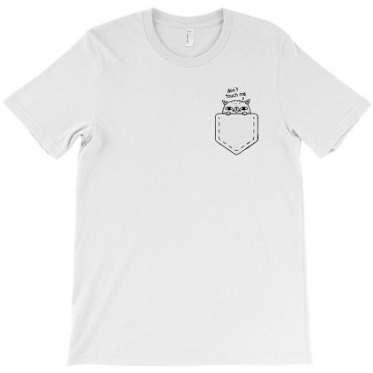 Pocket Cat T-shirt Designed By Tee Shop