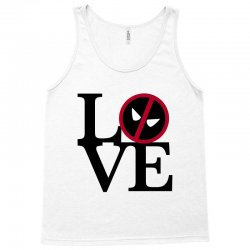 love deadpool for light Tank Top | Artistshot