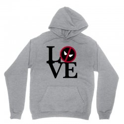 love deadpool for light Unisex Hoodie | Artistshot