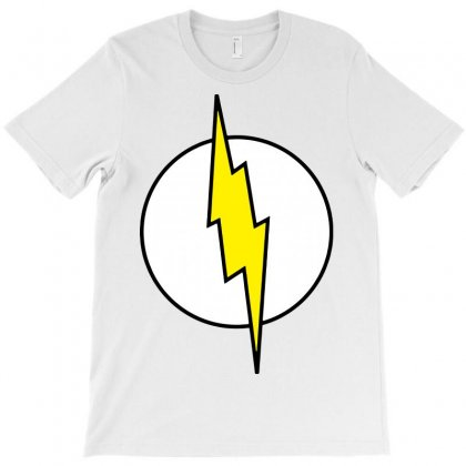 Sheldon Cooper Cosplay 2019 The Flash T-shirt Designed By Tee Shop