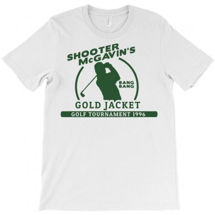 Shooter Mcgavin Funny Golf T-shirt Designed By Tee Shop