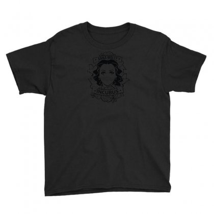 Anna Molly Incubus Youth Tee Designed By R1sm4n