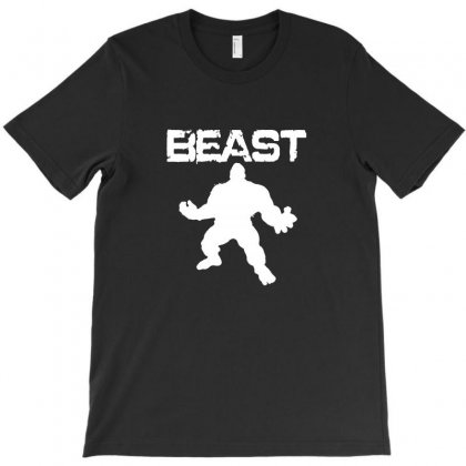 The Hulk Fitness Crossfit Bodybuilding Beast 2019 T-shirt Designed By Tee Shop