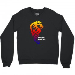 imagine dragons for dark Crewneck Sweatshirt | Artistshot