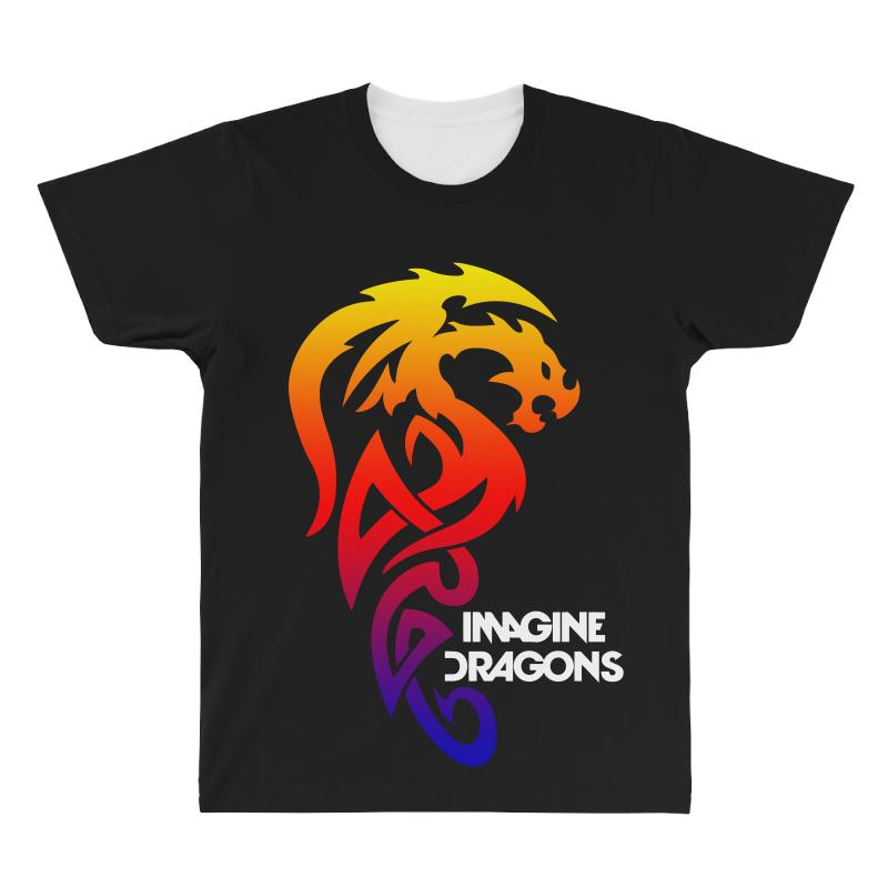 Imagine Dragons For Dark All Over Men's T-shirt | Artistshot