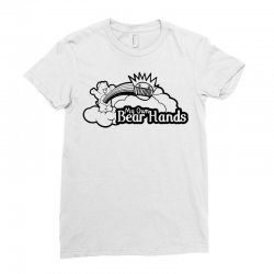 ween my own bear hands Ladies Fitted T-Shirt | Artistshot