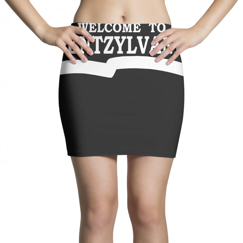 Welcome To Wentzylvania Mini Skirts | Artistshot