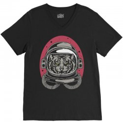 wild space V-Neck Tee | Artistshot