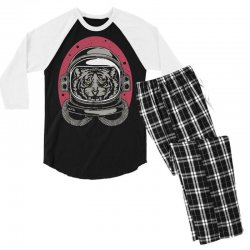 wild space Men's 3/4 Sleeve Pajama Set | Artistshot