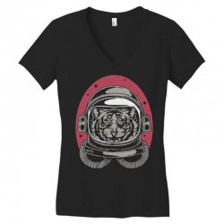 wild space Women's V-Neck T-Shirt | Artistshot