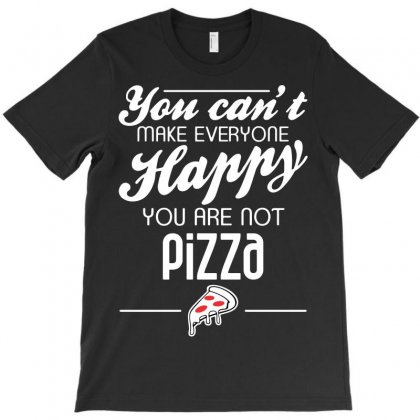 You Are Not Pizza T-shirt Designed By Tee Shop