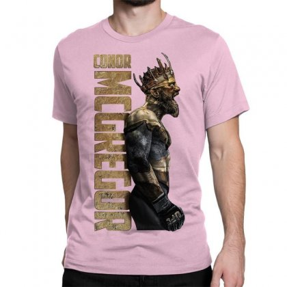 Mcgregor Classic T-shirt Designed By Vr46