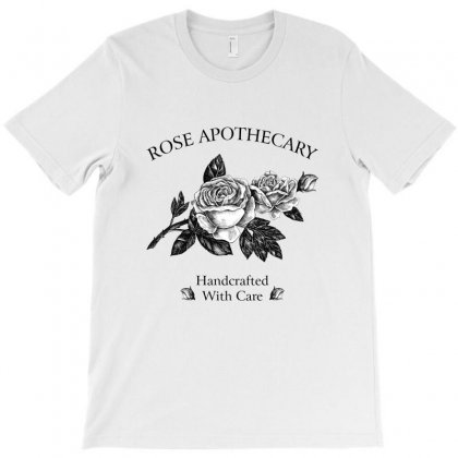 Rose Apothecary For Light T-shirt Designed By Zeynepu