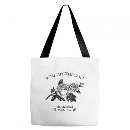Rose Apothecary For Light Tote Bags Designed By Zeynepu