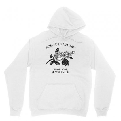 Rose Apothecary For Light Unisex Hoodie Designed By Zeynepu