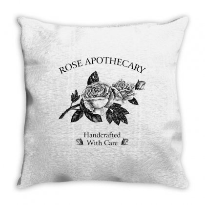 Rose Apothecary For Light Throw Pillow Designed By Zeynepu