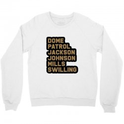 dome patrol for light Crewneck Sweatshirt | Artistshot
