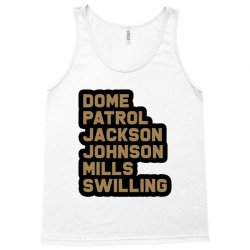 dome patrol for light Tank Top | Artistshot