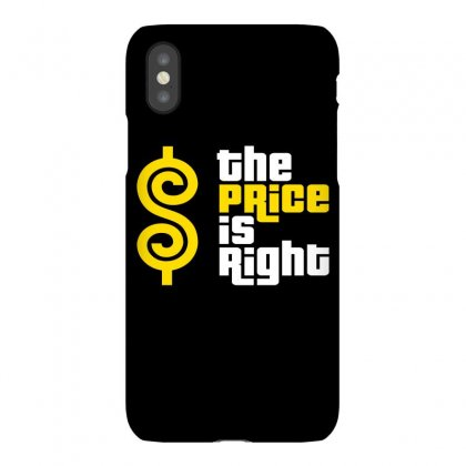 Price Is Right Iphonex Case Designed By Luisother