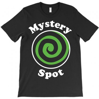 Mystery Spot T-shirt Designed By Luisother